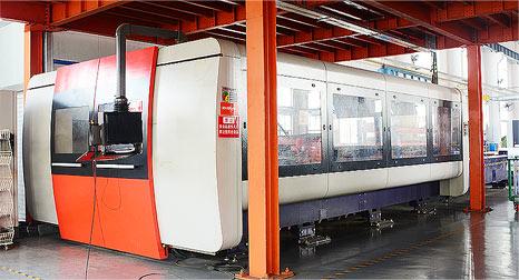 スイスBystronic Pro4020 高効率二酸化炭素レーザー切割機